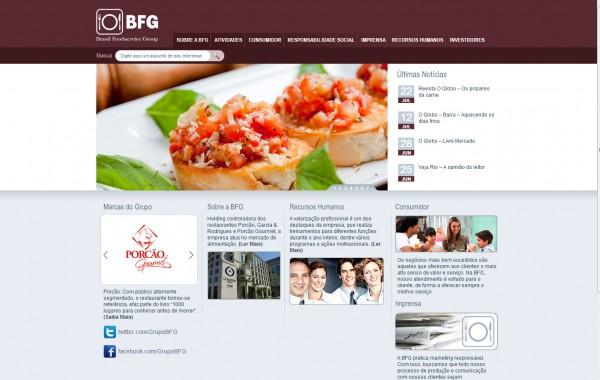 BFG – Brasil Foodservice Group